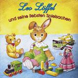 Leo Löffel und seine liebsten Spielzeuge