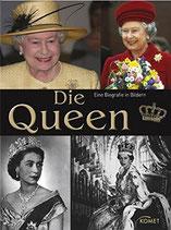 Die Queen - eine Biographie in Bildern