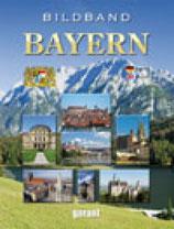 Bildband Bayern deutsch / englisch