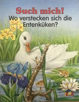Such mich - Wo verstecken sich die Entenküken?