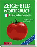 Zeige- Bild  Wörterbuch Italienisch-Deutsch