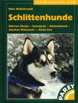 Otto Hildebrandt, Schlittenhunde