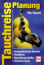 Künneth Thilo, Tauchreise-Planung (antiquarisch)