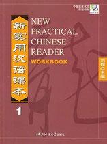 New Practical Chinese Reader Vol. 1 - Workbook (antiquarisch)