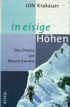 Krakauer Jon, In eisige Höhen - Das Drama am Mount Everest (antiquarisch)