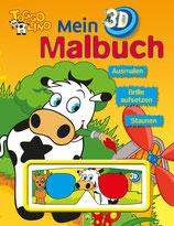 Toggolino - Mein Malbuch 3D