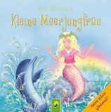 Kleine Meerjungfrau - Mein Glitzerbuch