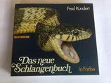 Kundert Fred, Das neue Schlangenbuch in Farbe (antiquarisch)