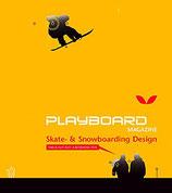 Playboard Magazine - Skate- & Snowboarding Design (englisch)