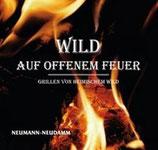 Wild auf offenem Feuer