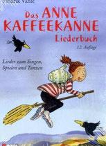 Fredrik Vahle, Das Anne Kaffeekanne Liederbuch