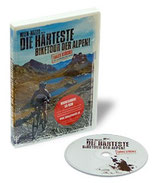 Lukas Stöckli, Wien-Nizza - Die härteste Biketour der Alpen (CD-ROM)
