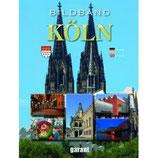 Bildband Köln deutsch / englisch