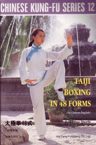 Taiji Boxing in 48 Forms - Chinese Kung-Fu Series 12 (Englisch) (antiquarisch)