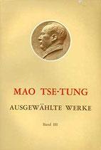 Mao Tsetung, Ausgewählte Werke Bd. 3 (antiquarisch)