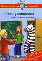 Meine kleine Lesewelt - Schulgeschichten - für Lesestarter
