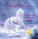 Eva-Maria Ammon, Lady Rowena - Die Kraft der Göttin in dir MP-3CD