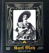 """Hoffmann Klaus, Karl May - Leben und Werk. Ausstellung in der Villa """"Shatterhand"""" (antiquarisch)"""