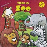 Kennst du? Tiere im Zoo - Pappebuch mit Klappen