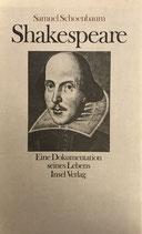 Schoenbaum Samuel, Shakespeare - Eine Dokumentation seines Lebens (antiquarisch)
