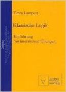 Timm Lampert, Klassische Logik
