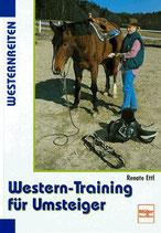 Ettl Renate, Western-Training für Umsteiger