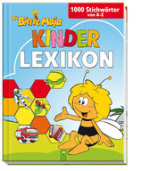 Biene Maja Kinderlexikon - 1000 Stichwörter von A-Z