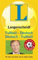 Delling Gerhard, Langenscheidt Fussball - Deutsch / Deutsch - Fussball (antiquarisch)