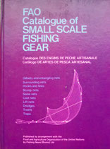 Food and Agriculture Organization Catalogue of Small Scale Fishing Gear (Englisch) (antiquarisch)