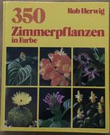 Herwig Rob, 350 Zimmerpflanzen in Farbe (antiquarisch)