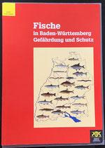 Fische in Baden-Württemberg - Gefährdung und Schutz (antiquarisch)
