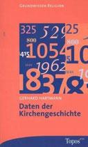 Gerhard Hartmann, Daten der Kirchengeschichte