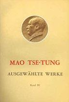 Mao Tsetung, Ausgewählte Werke Bd. 4 (antiquarisch)
