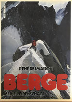 Desmaison René, Berge - Meine Leidenschaft (antiquarisch)