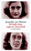 van Maarsen Jacqueline, Ich heisse Anne, sagte sie, Anne Frank (antiquarisch)
