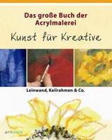 Ute Schmidt, Das grosse Buch der Acrylmalerei