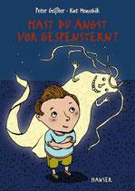 Geissler Peter, Hast du Angst vor Gespenstern? (antiquarisch)