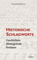 Pätzold/Weissbecker, Historische Schlagwörter - Geschichten-Hintergründe-Verfasser (antiquarisch)