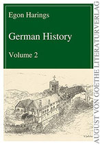 Harings Egon, German History: Volume 2 (englisch)