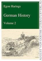 Harings Egon, German History: Volume 2 (englisch)