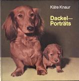 Knaur Käte, Dackel-Porträts (antiquarisch)