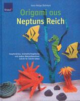 Dahmen Jens-Helge, Origami aus Neptuns Reich: Seepferdchen, Schmetterlingsfische und andere Meeresbewohner; Schritt-für-Schritt falten (M)