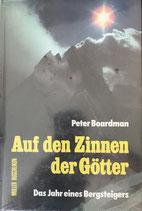 Boardman Peter, Auf den Zinnen der Götter - Das Jahre eines Bergsteigers