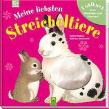 Nielsen Sabine, Meine liebsten Streicheltiere: Fühlbuch zum Streicheln und Staunen