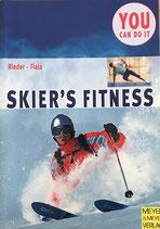Rieder/Fiala, Skier's Fitness (antiquarisch)