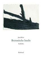 Krier Jean, Bretonische Inseln - Gedichte