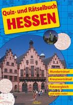 Quiz- und Rätselbuch Hessen