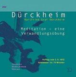Karlfried Graf Dürckheim, Meditation - Eine Verwandlung (CD)