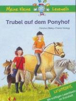 Meine kleine Lesewelt, Trubel auf dem Ponyhof