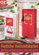 Daniela Faut, Festliche Hochzeitskarten